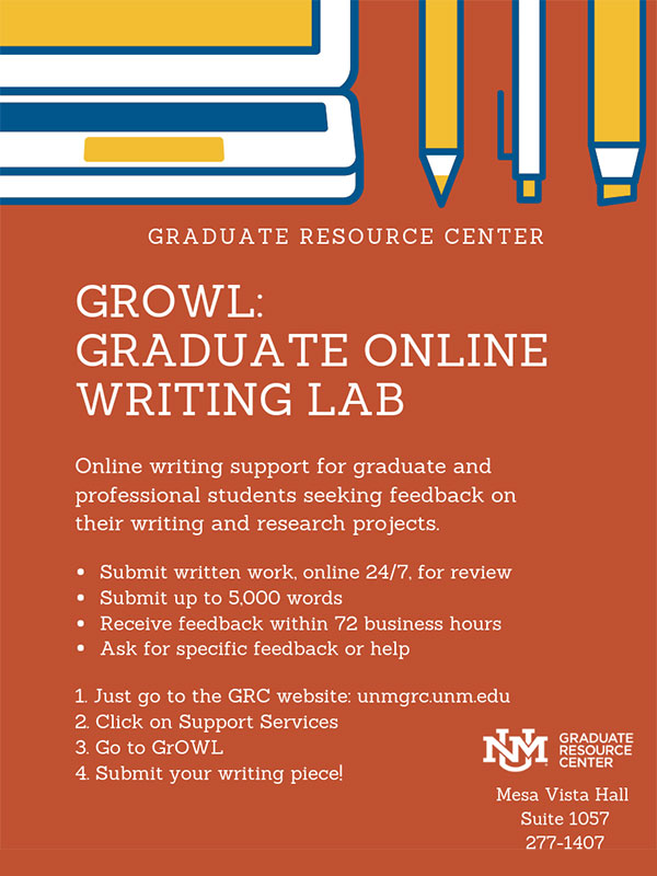 Graduate Online Writing Lab