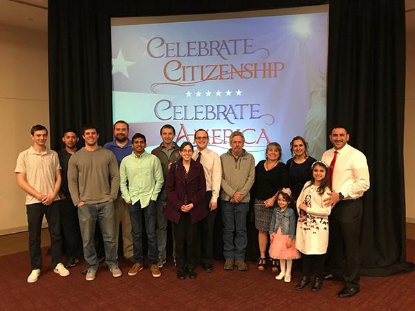 Citizenship Group Shot