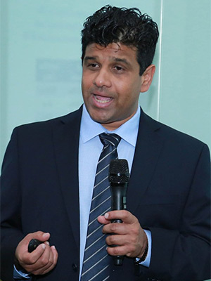Jayaweera Delivers IEEE ComSoc-SL Keynote on 5G and Artificial Intelligence